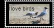 I love birds stamp by TiiaTanner