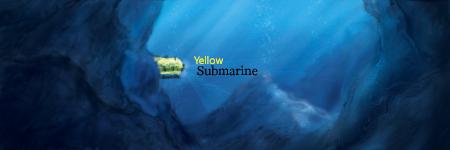 Yellow Submarine by Gandalfx