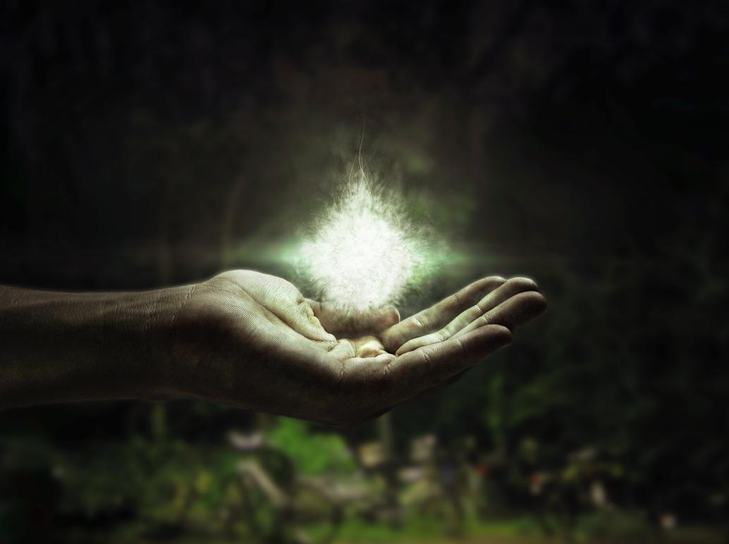 got a light by Gandalfx