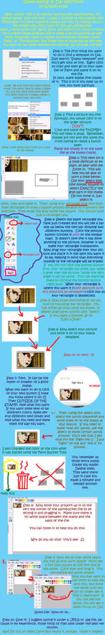 Stamp Tutorial for Paint