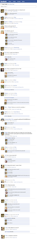 Avatar Facebook Water Part 1