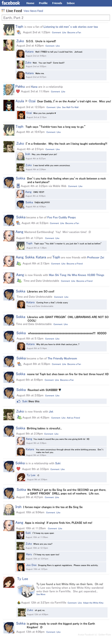 Avatar Facebook Earth Part 2 by Golden-Flute