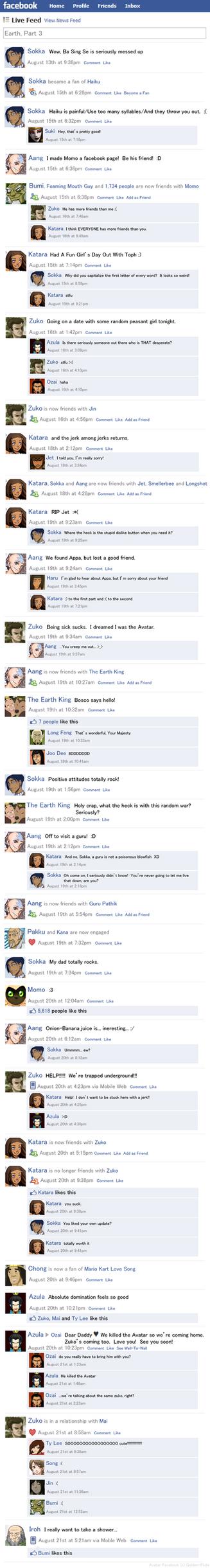 Avatar Facebook Earth Part 3 by Golden-Flute