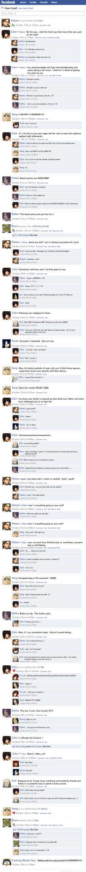 Avatar Facebook Fire Part 3 by Golden-Flute