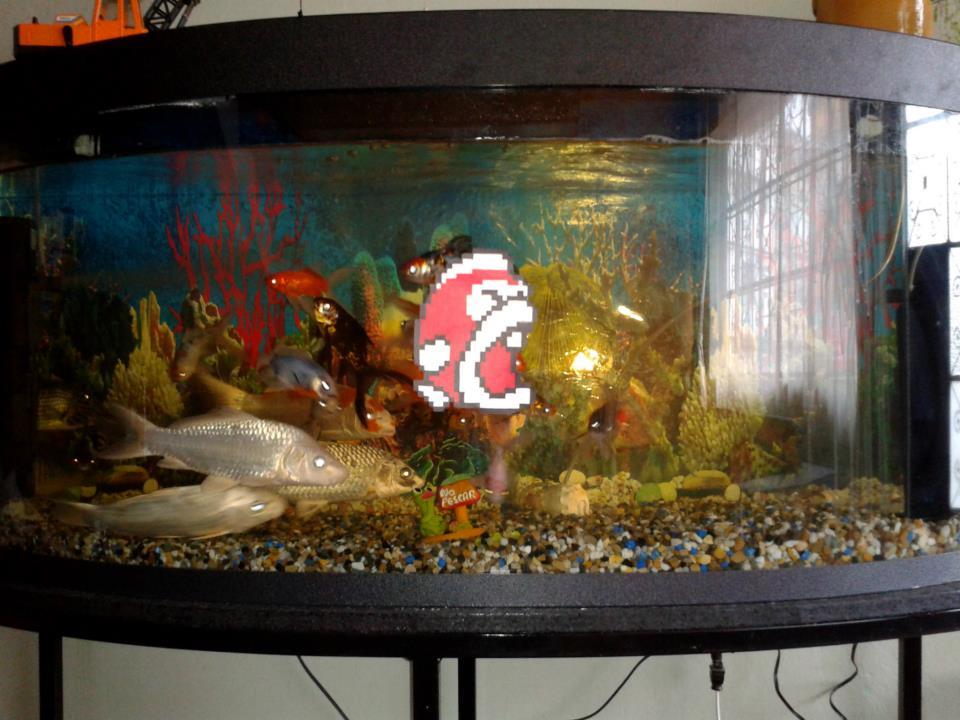 big bertha fish super mario bros 3 by guitarheroniel on ...