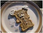 Ginger-Bunniez Cookie by MythrilAngel