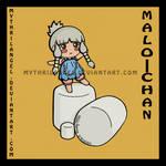 Malo-chan by MythrilAngel