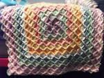 WIP - Crochet Blanket by MythrilAngel