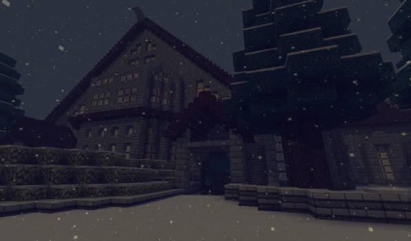 Alkiina Lodge by MythrilAngel