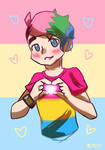 Pansexual doodle