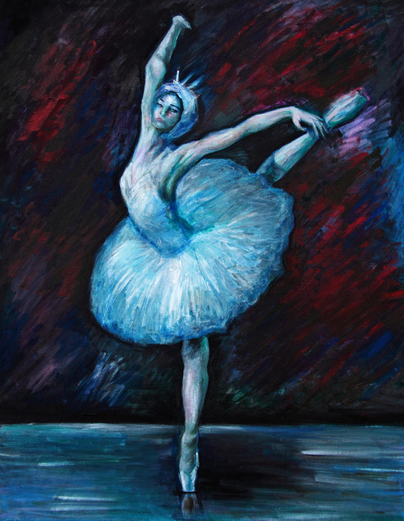 Ballet by Mandi Cai by samxinzhang