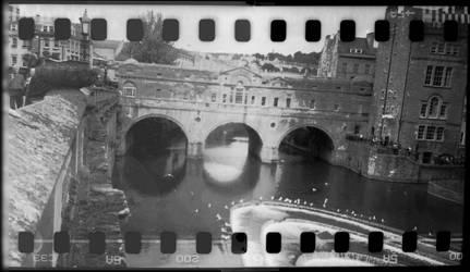 Pulteney Bridge by PaulAllenMorris