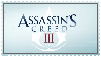 Assassins creed III stamp by A51an-pwn3