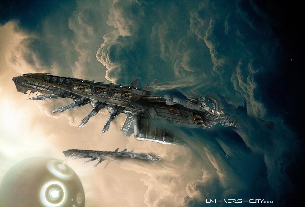 Invasion Ii by pevexxx
