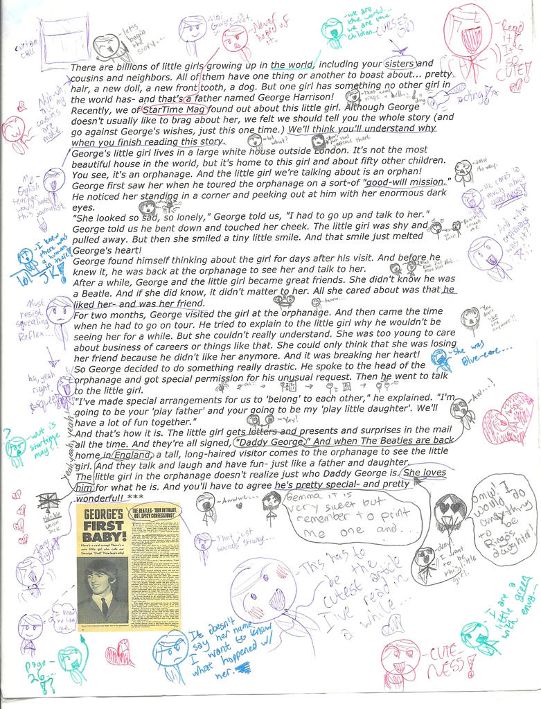 my heavily annotated article from an old magazine by  my heavily annotated article from an old magazine by dontmindmy