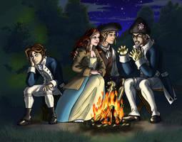 Dreamer fireside stories by motterhorn