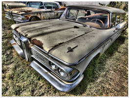 Edsel Wagon by clfry