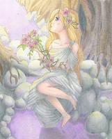 Persephone by Kelly-ART