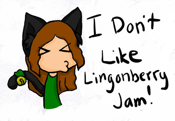 I Don't Like Lingonberry Jam by Nekorini