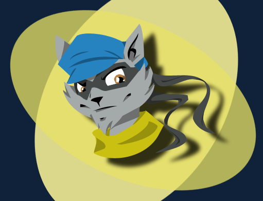Sly Cooper by Nekorini