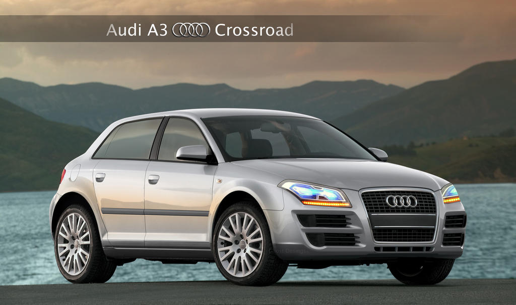 cross road art audi a3 crossroad by udi16 on deviantart