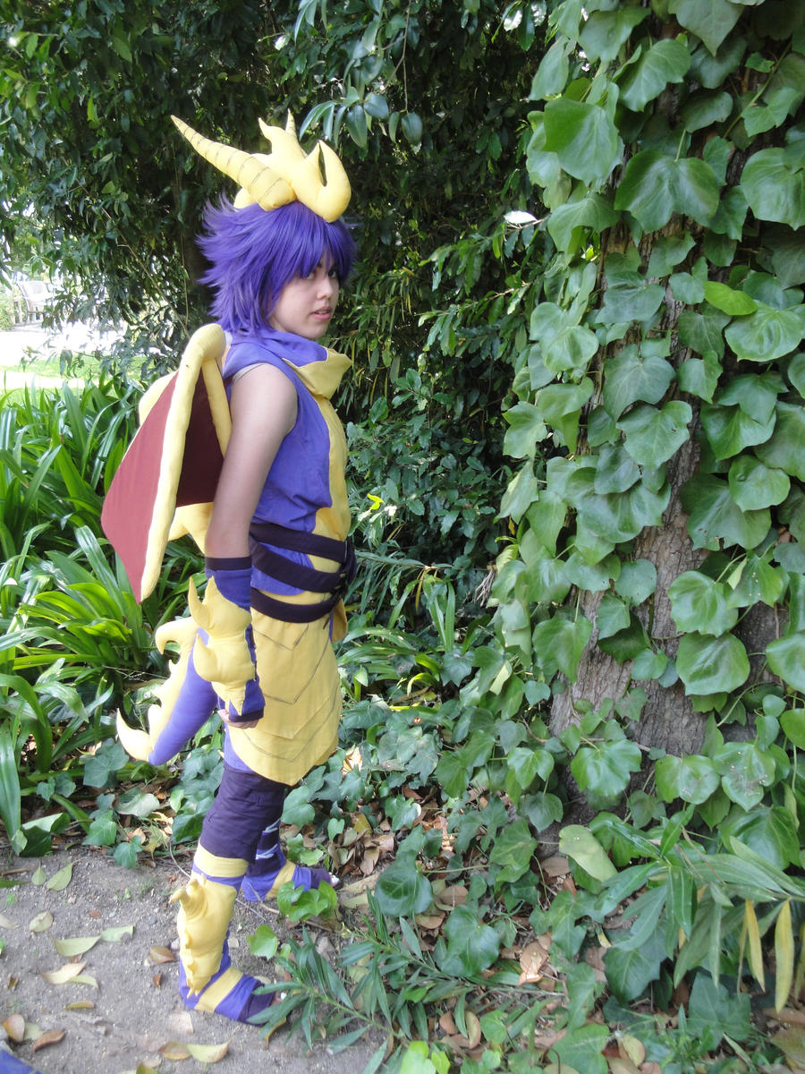 Spyro The Dragon By ParadoxalKitsune On DeviantArt