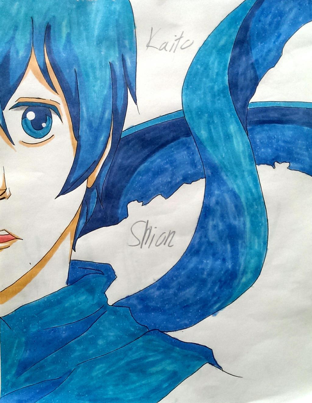 Vocaloid: Kaito Shion by YouJustGotAnimated