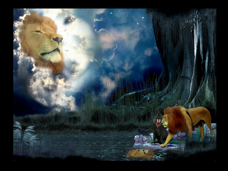 lion king remember who you are
