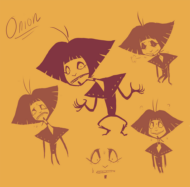 Onion Man by Obsequious-Minion