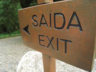 Exit by addictdesign