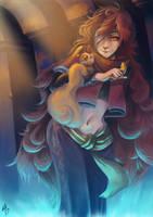 Crimson Theif by kirikaito