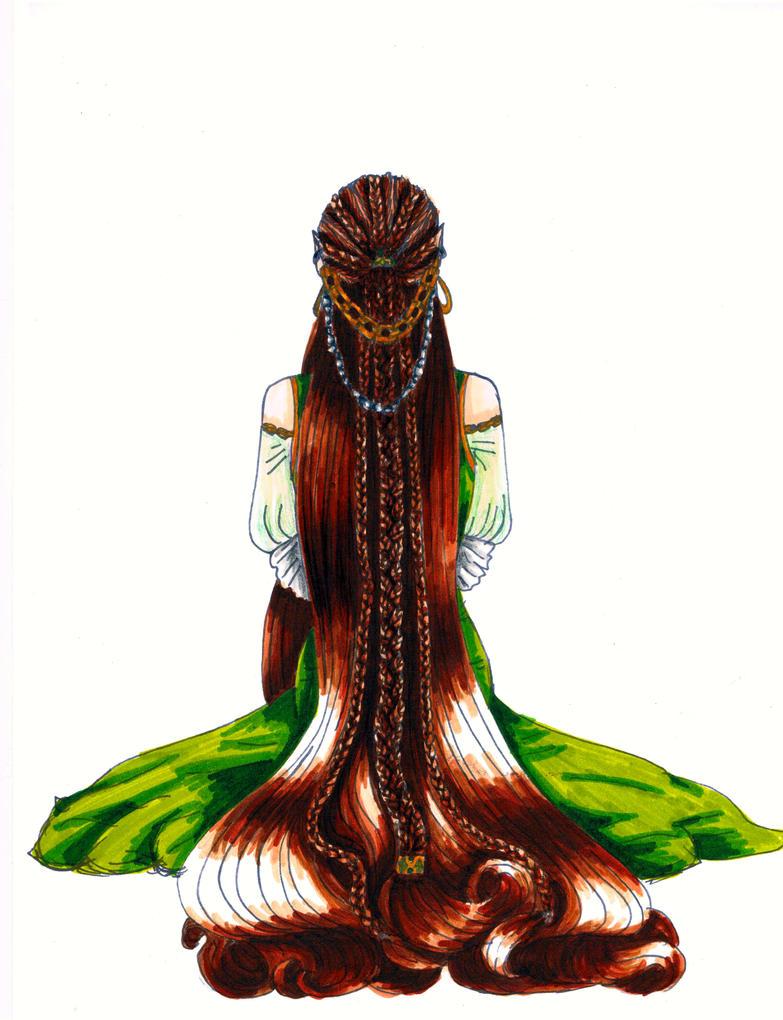 Ingage In Traditional Healer Wear by Joelsweet