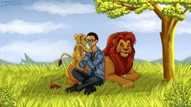 Commission - The Lion King