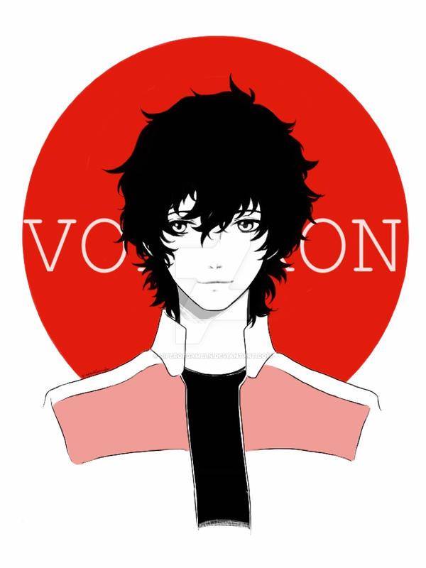 VOLTRON - Keith by PiperOfGameln