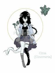 [CLOSED] Auction 81 - Nature adopt (Cineraria)