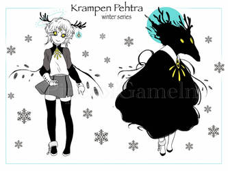 [CLOSED] Crampen Pehta (winter series) AUCTION by PiperOfGameln