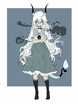 [CLOSED] Adoptables Auction 85 - Candle Devil
