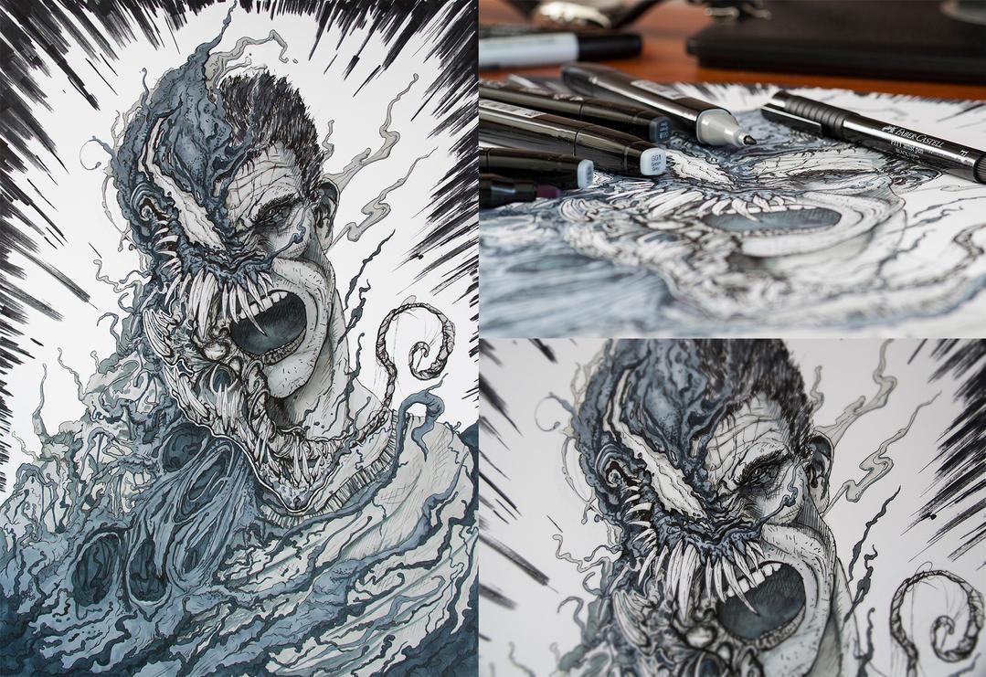 Venom by grafik1991