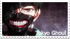 Tokyo Ghoul stamp by LucianJustice