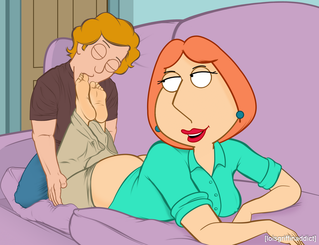 lois griffin fucks anthony