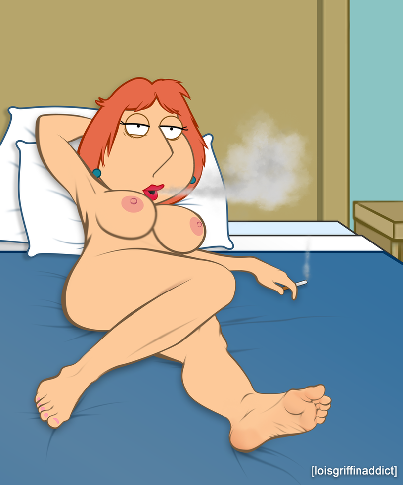 family guy lois naked ass