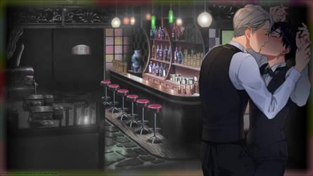 Yuri!!! On Ic / Gay Bar / Wallpapers