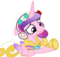 Sweet Bride Cadance by 3luk