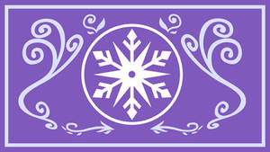 Crystal Pony Flag