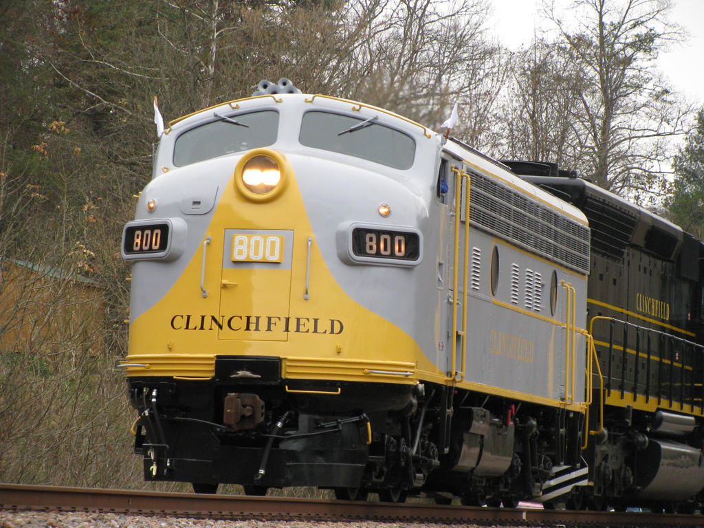 clinchfield chatrooms Net photo: crr 200 clinchfield railroad emd at louisville, kentucky by ron flanary find this pin and more on clinchfield railroad by kathy simon  clinchfield's only is getting a little body work in the l&n paint shop at south louisville.