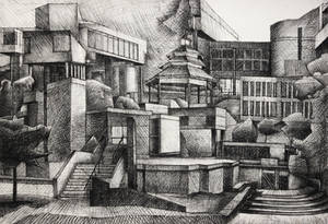 Architectural Drawing #1