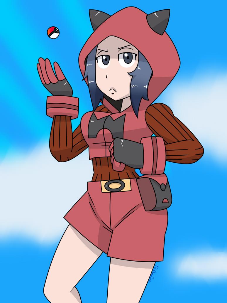Team Magma Grunt (Pokemon) by MrChaseComix on DeviantArt