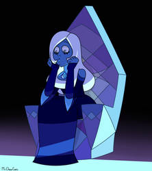 Blue Diamond (The Trial) by MrChaseComix