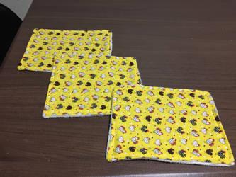 Chicken unpaper towel