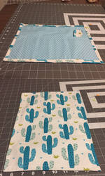 Cacti utensil kit
